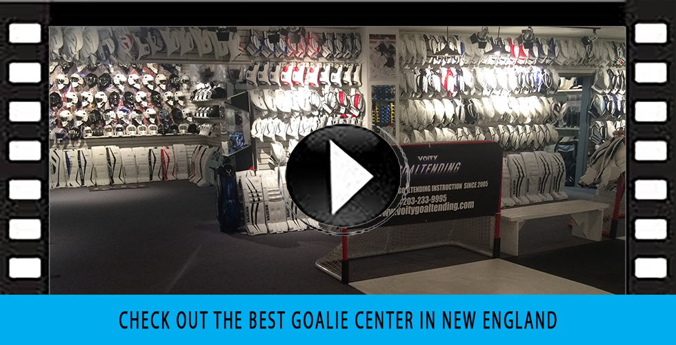 Goalie Room Video